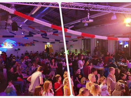 """Girmeser Kinder feiern mit 250 Narren Kinderfasching"""