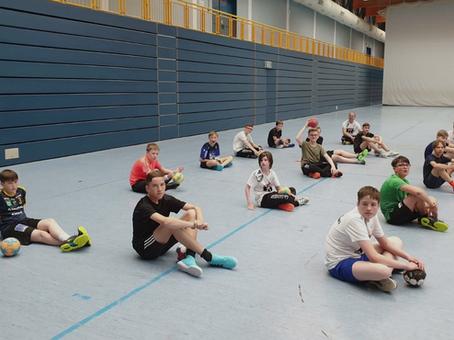 """"""" SV Wetzlar-Niedergirmes"""" nimmt wieder Trainingsbetrieb auf"""