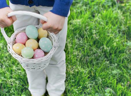 """Wir wünschen euch """"Frohe Ostern"""""""