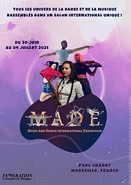 FFMusique Salon M.A.D.E 2021
