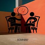 ffm-federation-francaise-musique-ffmusique-rencontre-avec-presse-info-mur-personage-assis-vector-clipart-illustration-discussion-bulle-noir-note