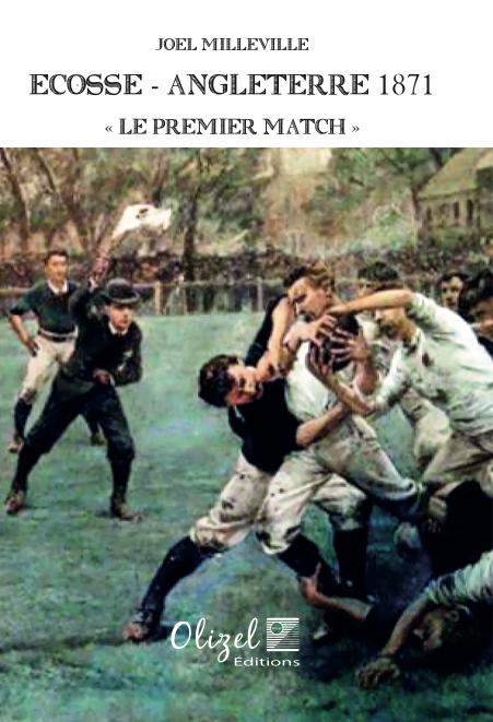 Écosse - Angleterre 1871 - Le premier match