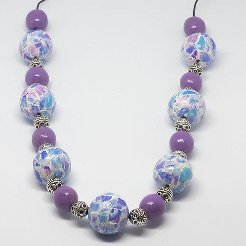 Lavendar Beads