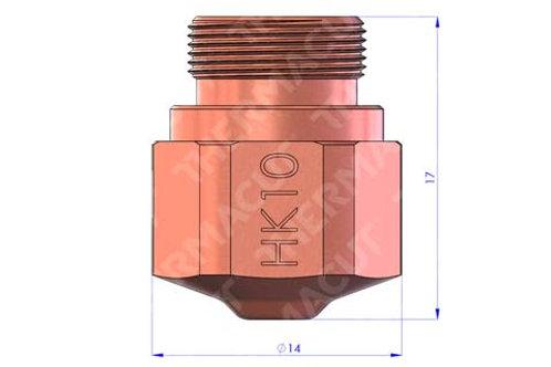 HK 10 Düse Durchmesser 1.0 mm