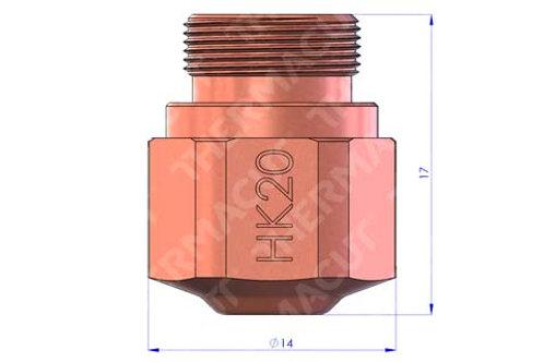 HK 20 Düse Durchmesser 2.0 mm
