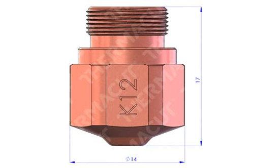 K 12 Düse Durchmesser 1.25 mm