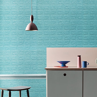 Azul Tiffany - Panel soft