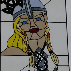 Vikingvrouw