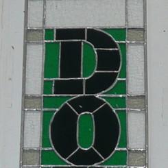 Paneel voordeur