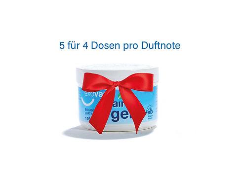 exovap gel, 125 g, 5 für 4 pro Duftnote