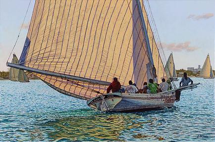 Sunlit Sails