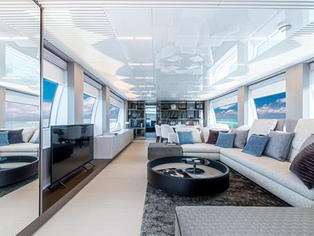 【Ferretti Yachts 850】我的海上曼哈頓