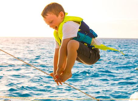 【Leopard Catamarans】海上讓小孩對抗無聊的18招
