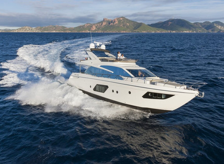 【Absolute Yachts】體驗「飛」常享受