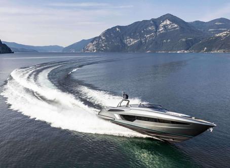 【Riva Yachts】56' Rivale