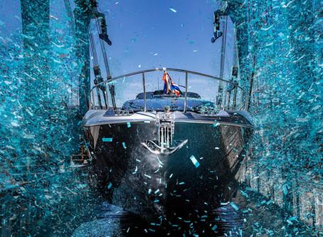 【Riva 88' Folgore】開往未來的遊艇