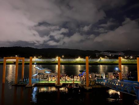 【台灣玩遊艇】奧莫爾大佳碼頭-船主聚餐