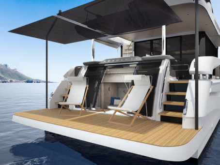 【最新遊艇】Navetta 64-海灘俱樂部