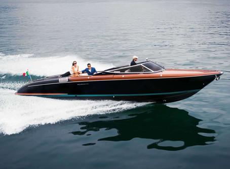 【Riva Yachts】五艘不能錯過的Riva