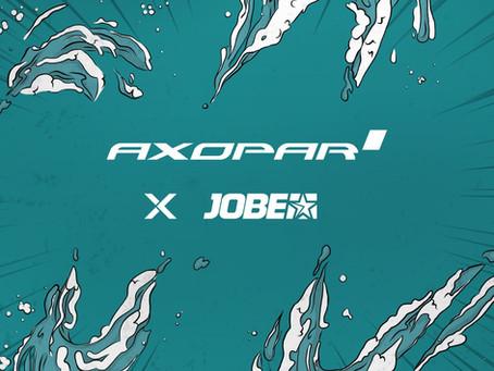 【Axopar x Jobe】強強合作 打造新驚喜