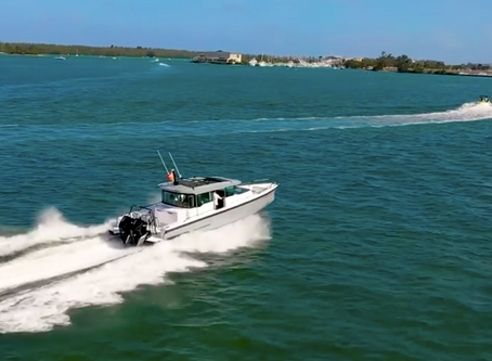 【Axopar Boats】New Axopar 37 XC Cross Cabin
