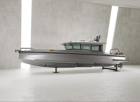【海上SUV】BRABUS Shadow 900 XC Cross Cabin