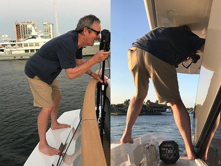 【輕鬆一下】遊艇攝影