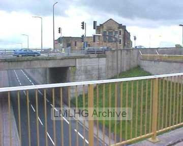 Odsal Top showing Robertshaw's Mill
