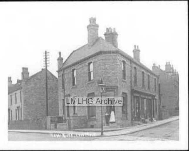 Corner of New Works Road & Cleckheaton Road