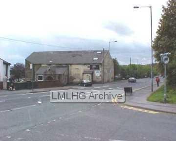 Cinema Huddersfield Road