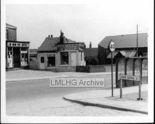 Top of Bolton Street off Huddersfield Road