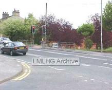Huddersfield Road - below British Queen looking up towards Odsal