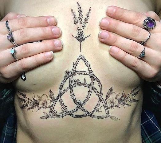 Tattoo design by Sigrid Tattoo by Cheeks