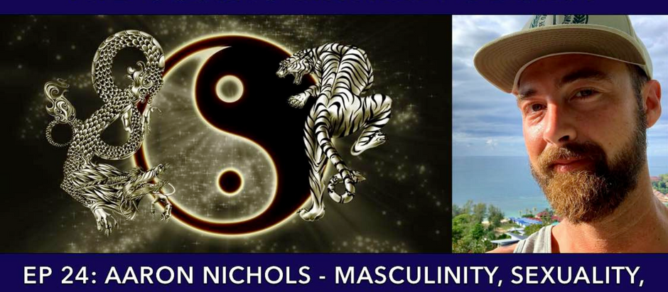 Cosmic Matrix Podcast: Masculinity, Sexuality, and the Male/Female Polarity (Part 1)