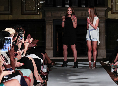 Spring/Summer 2015 Collection at Fashion International Show