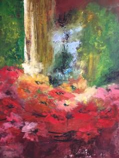 Bloemencompositie
