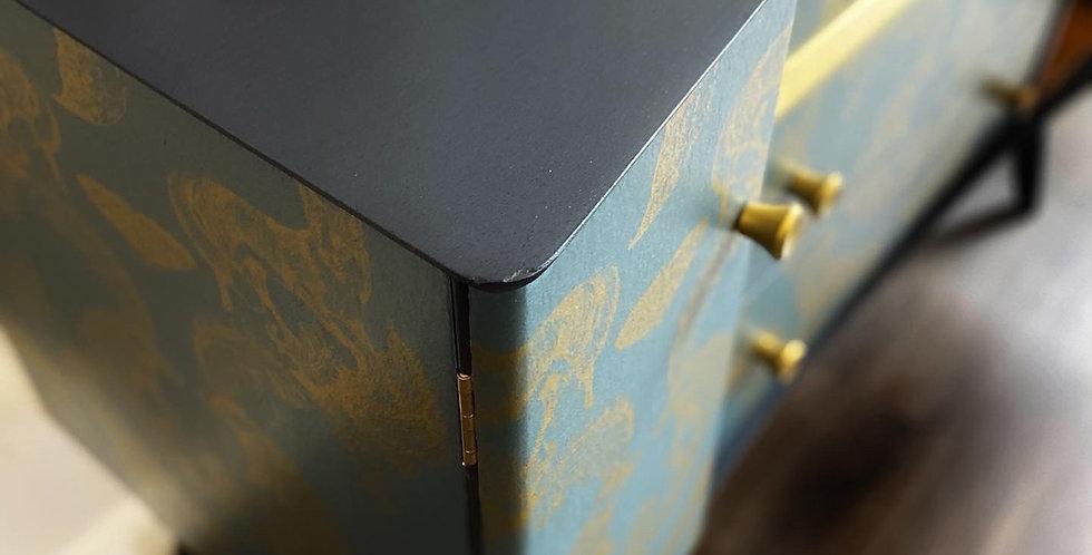 Mid century modern retro Vintage sideboard
