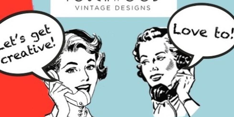 Vintage Rocks Upcycling Furniture Workshop (1)