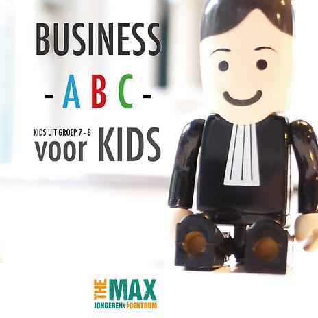 business abc voor kids