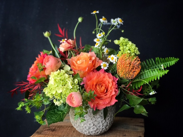 Bright Colorful Flower Bouquet.JPG