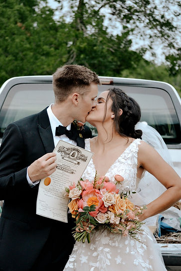 marriage license + bridal bouquet.jpg