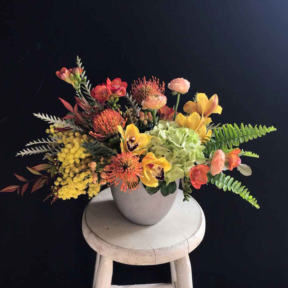 Bright Flower Arrangement.JPG