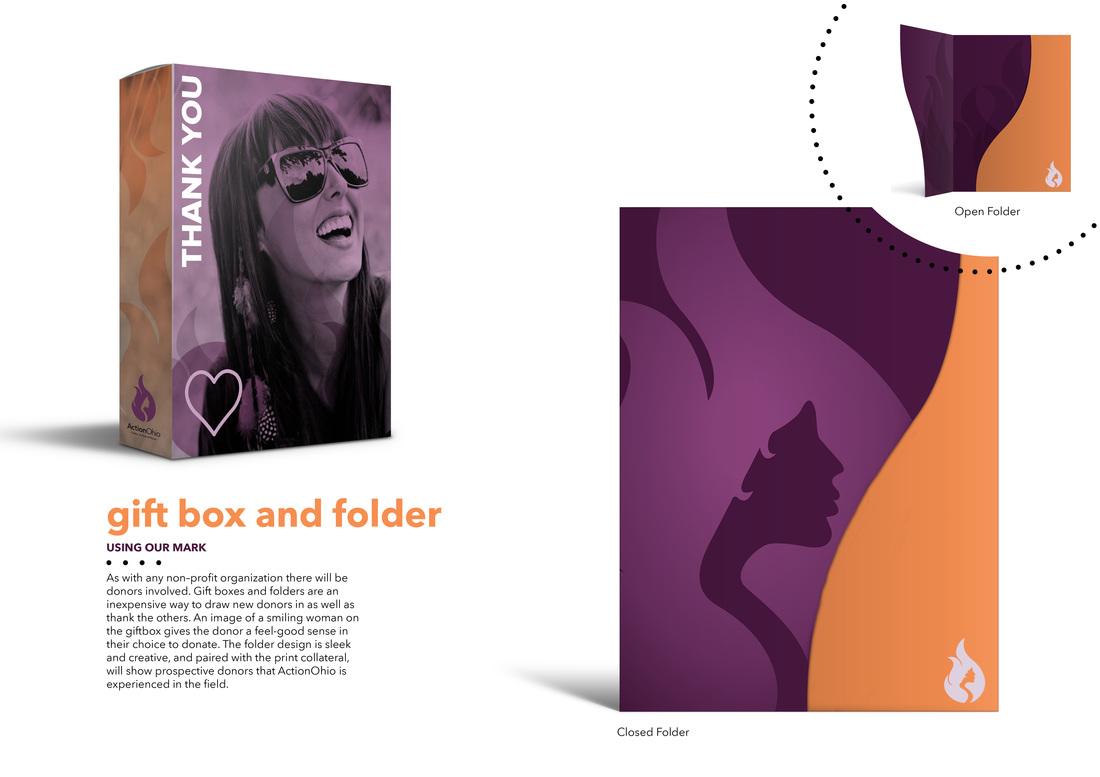 Gift Box & Folder