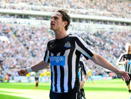 Newcastle United; a club that sells to make pennies