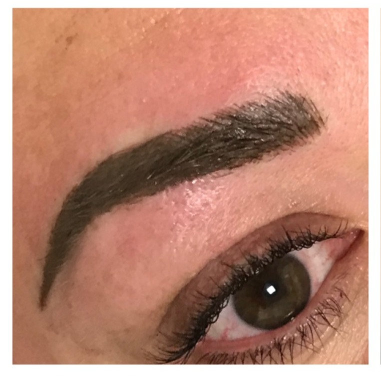Combo Brow- First Session