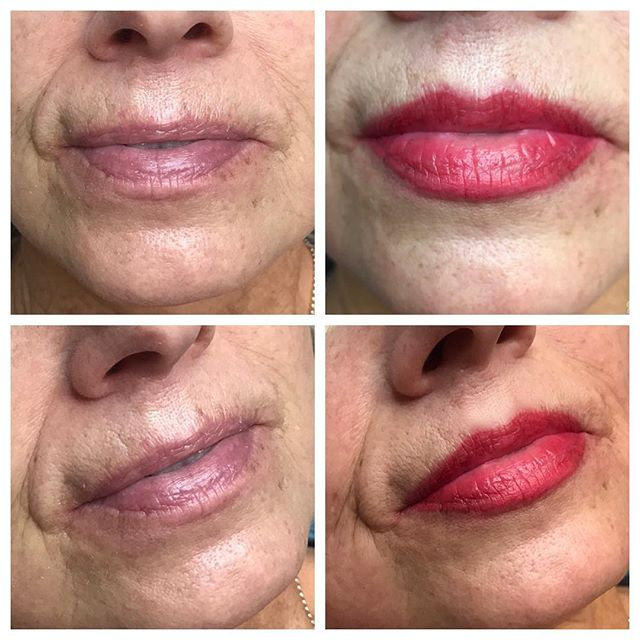 Lip Blush Second Session