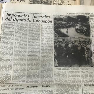 El Diario Austral, 4 de mayo de 1968