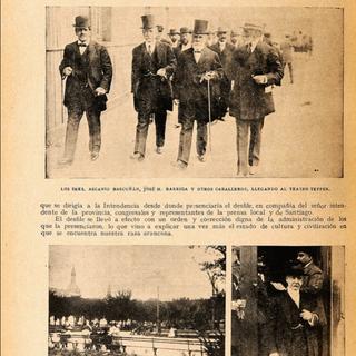 Sucesos, enero-marzo de 1913
