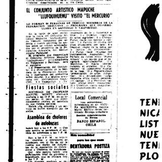 El Mercurio, 20 de septiembre de 1940