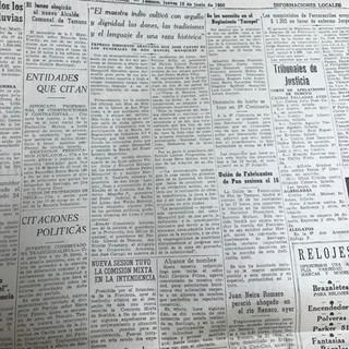 El Diario Austral, 15 de junio de 1950